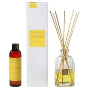 Aromatique Agave Pineapple Reed Diffuser Set 4oz