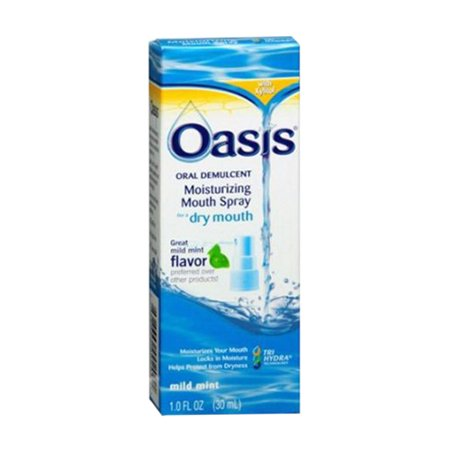 Oasis Moisturizing Mouth Reviews