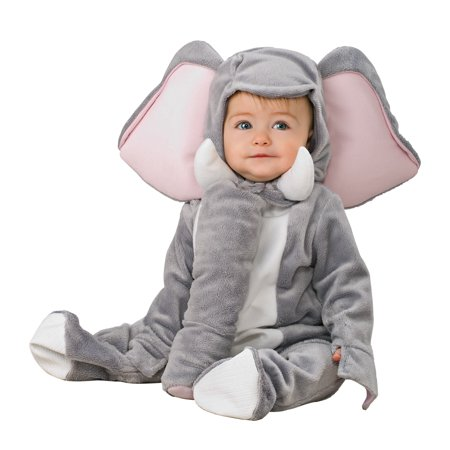 Rubies Elephant Infant Halloween Costume - Infant 6-9 Month Halloween Costumes