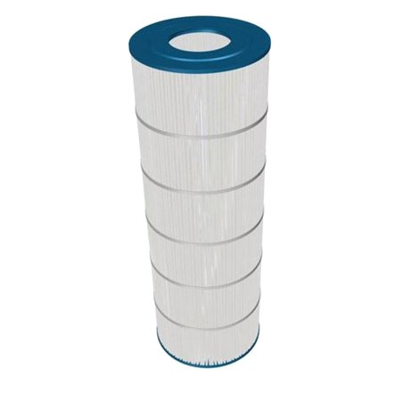 Hayward 200 square foot replacement swimming pool filter for Average square footage of a swimming pool