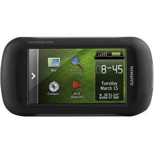 Garmin 010-01534-11 Montana 680t Handheld Hiking GPS Navigator