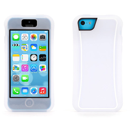 iphone 5c cases walmart griffin survivor slim for apple iphone 5c clear 14653