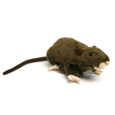 Brown Rat Puppet 13 by Sunny and Co (Brown Bag Puppets Halloween)