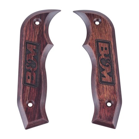 Shifter Accessories (B&M Shifter Accessory Rosewood Magnum Grip Side)