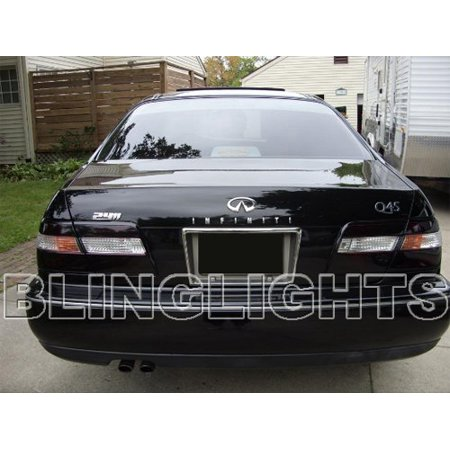 1997 1998 1999 2000 2001 Infiniti Q45 Tint Film For Smoked Taillamps
