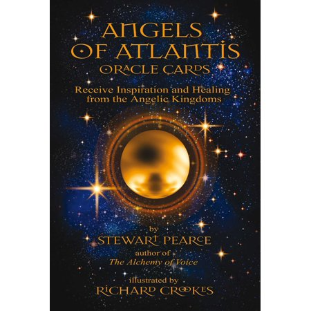 Angels of Atlantis Oracle Cards : Receive Inspiration and Healing from the Angelic Kingdoms - Inspiration Wholesale