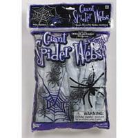 White 240 Gram Spider Webs Halloween Decoration