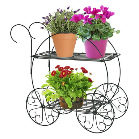 CobraCo Two Tier Flower Cart Plant - Plant Equipment