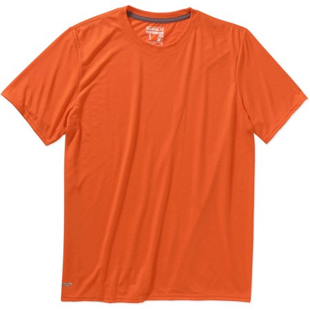 Mens Polyester Short Sleeve Tee