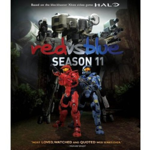 Red Vs. Blue: Season 11 (Blu-ray)