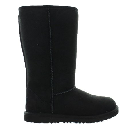 Kids UGG Classic II Tall Boot Black 1017713K-BLK