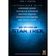 50 Years Of Star Trek (DVD + Digital) by Lionsgate Home Entertainment