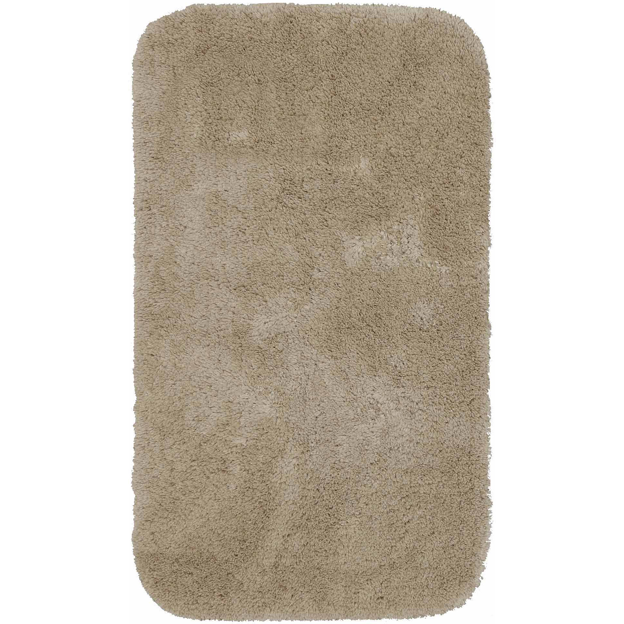 "Mainstays Essential Nylon 19.5"" x 34"" Bath Rug, 1 Each"