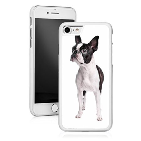 a4be46c441a For Apple iPhone Hard Back Case Cover Boston Terrier Dog (White For iPhone 7  Plus) - Walmart.com