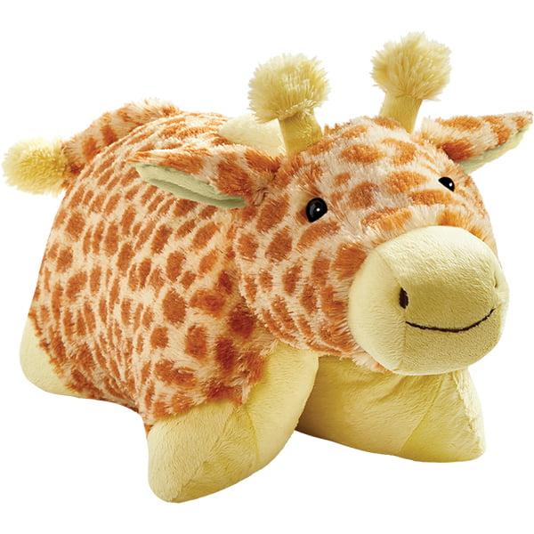 Pillow Pets 18 Signature Jolly Giraffe Stuffed Animal Plush Toy