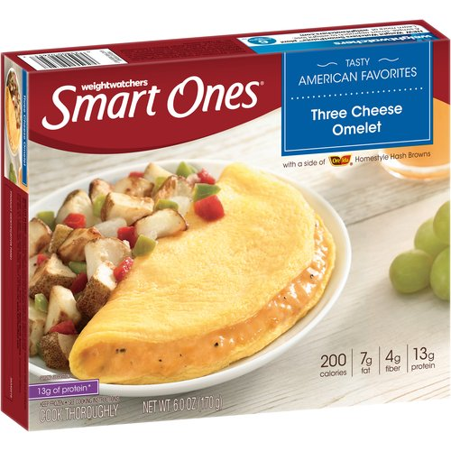 Smart Ones Breakfast Omelets