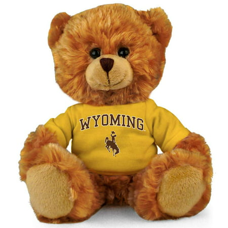 Wyoming Cowboys Stuffed Bear ()