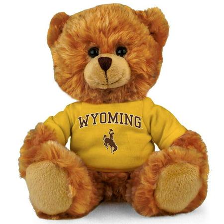 Wyoming Cowboys Stuffed Bear - Cowboy Stuff