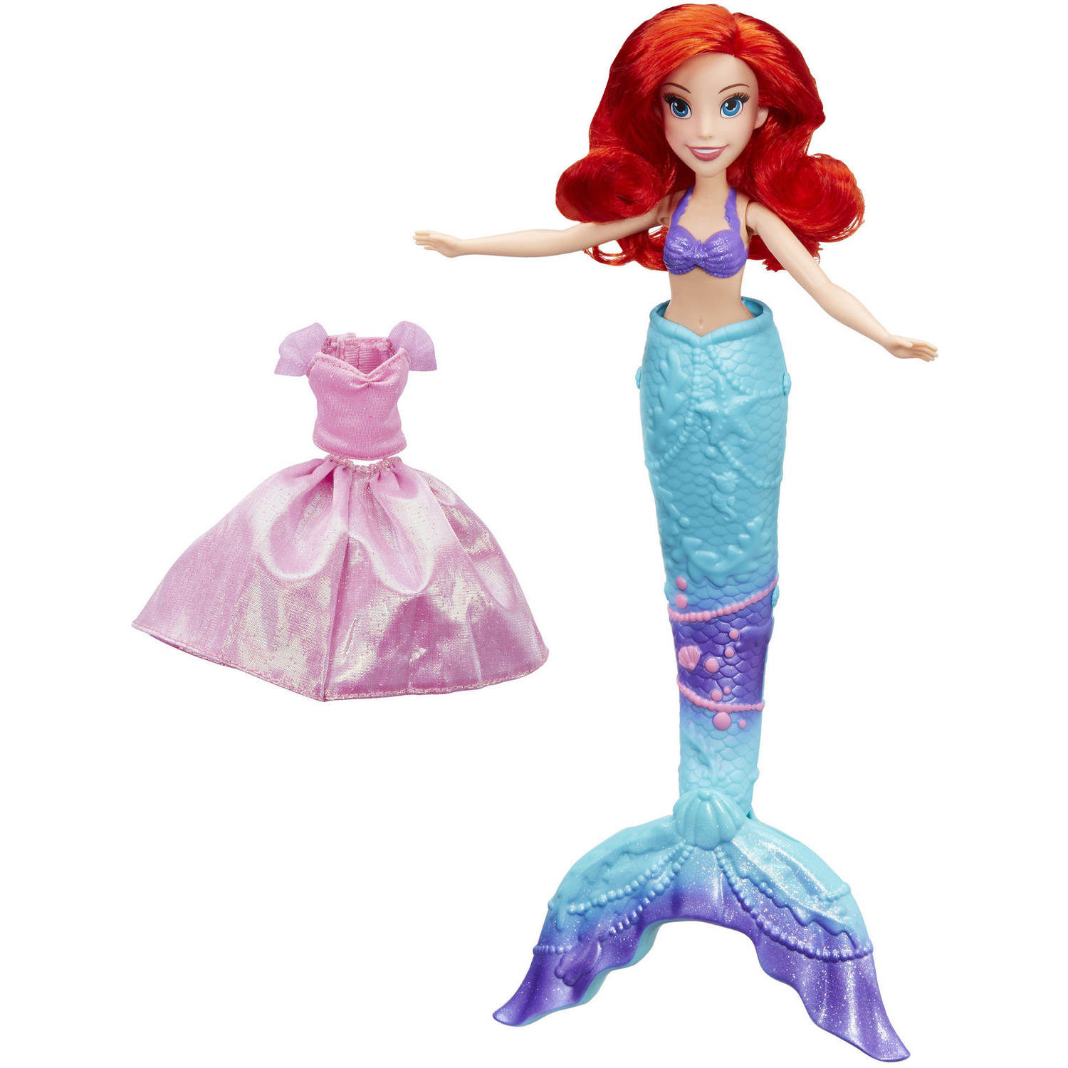 Disney Princess Splash Surprise Ariel Doll by Hasbro Inc