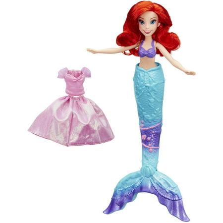 Disney Princess Splash Surprise Ariel Doll (Disney Princess Ariel)