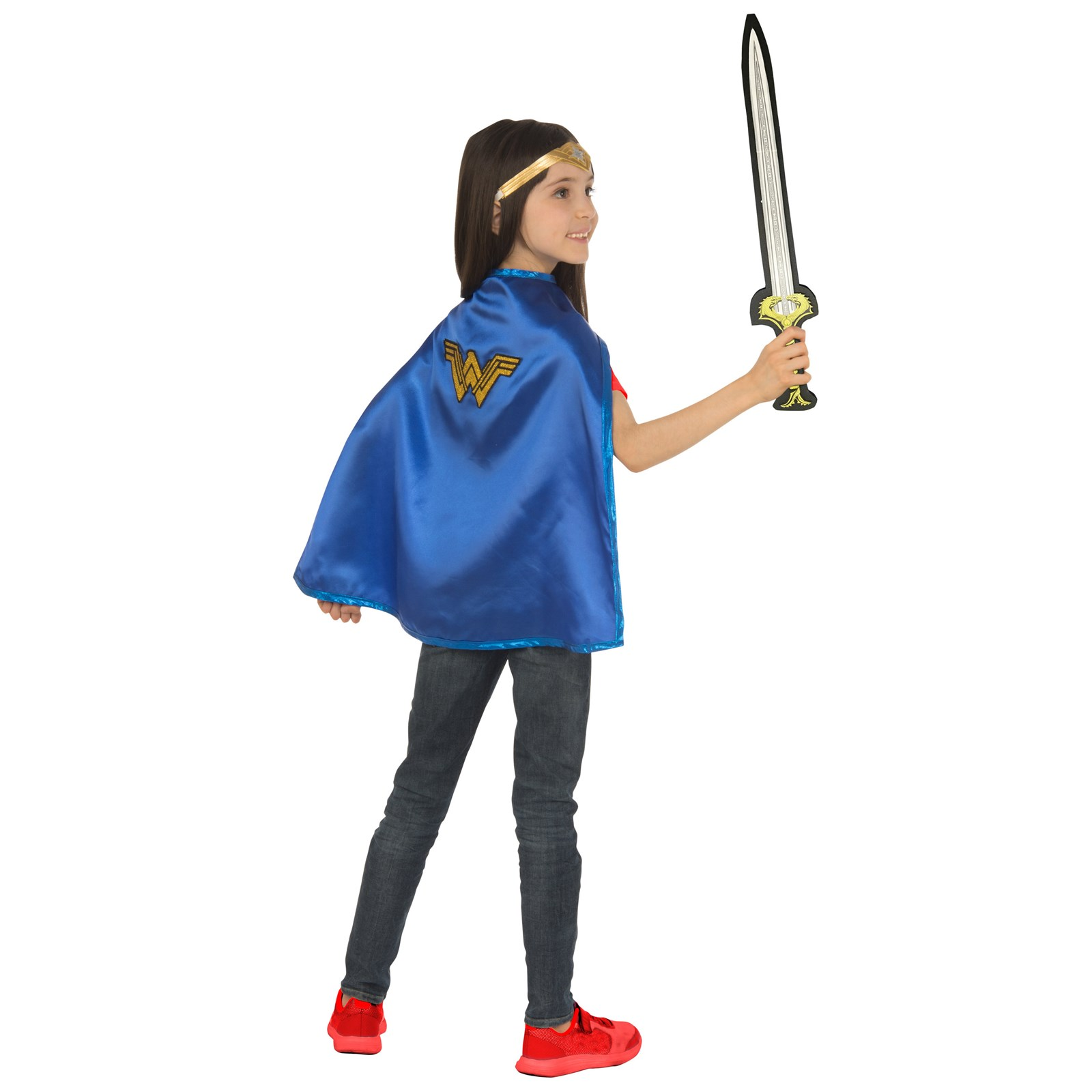 Wonder Woman Sword and Cape Set