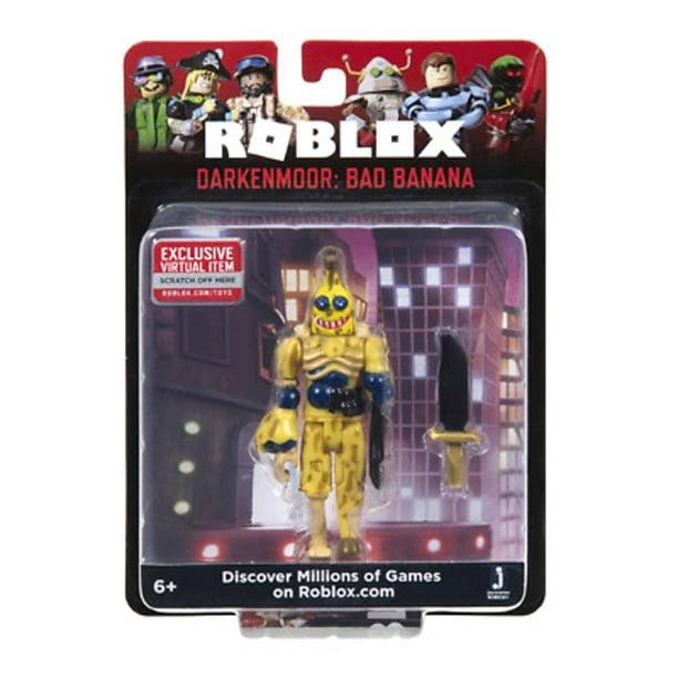 Roblox Darkenmoor Halloween 2020 Roblox Action Collection   Darkenmoor: Bad Banana Figure Pack