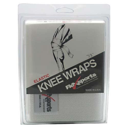 Flexsports International Elastic Knee Wraps