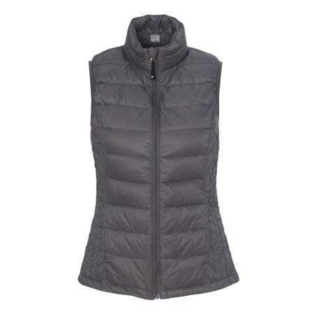 Weatherproof Women's 32 Degrees Packable Down Vest, Style 16700W - Bullet Proof Vest Halloween