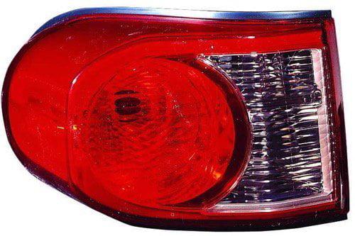 OE Replacement Tail Light TOYOTA FJ CRUISER 2007-2011