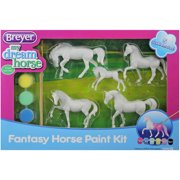 Breyer Stablemates My Dream Horse Fantasy Horse Paint Kit with 5 Horses by Breyer