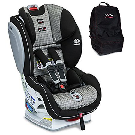 Britax Advocate ClickTight Convertible Car Seat With Travel Bag Venti
