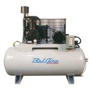 BelAire 5312HE4 460-Volt 10-HP 120-Gallon Horizontal Electric Air Compressor