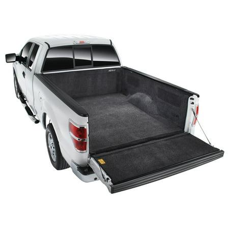 BedRug BRR12DCK BedRug Complete Truck Bed Liner Fits 12-13 Pickup (Bed Liner Bedrug)