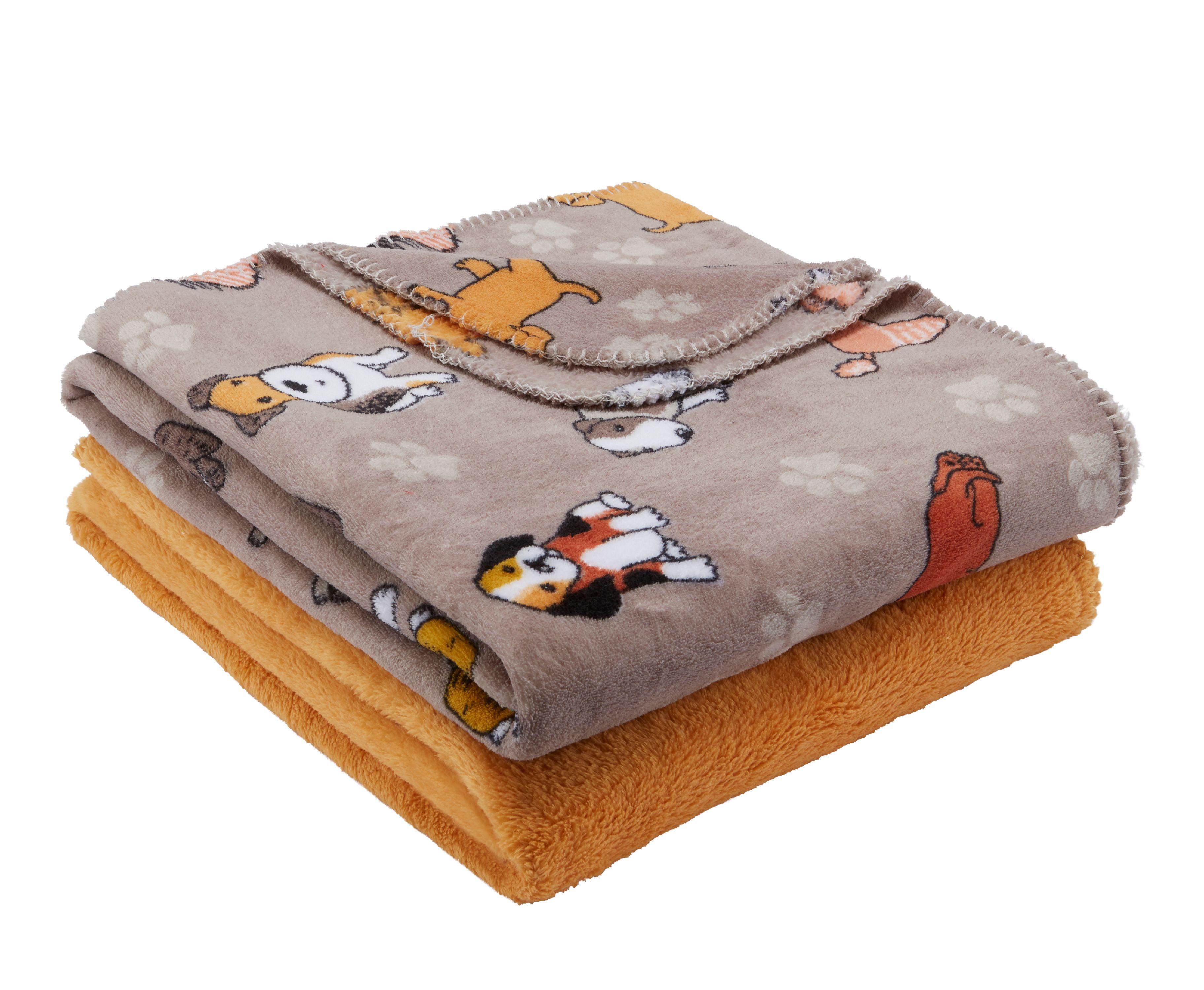 eb4399e1fb Mainstays Fleece Plush Throw Blanket