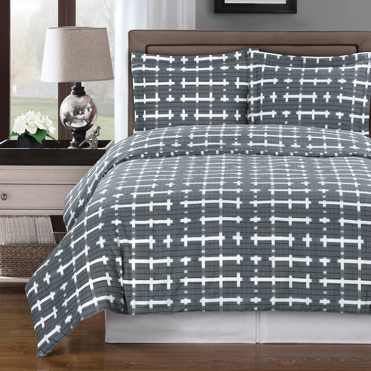 Norwich Cotton Duvet Covers Set