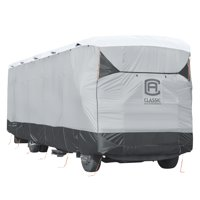 Classic Accessories Over Drive SkyShield™ Deluxe Water-Repellent RV Class A Cover, Fits 37' - 40' RVs