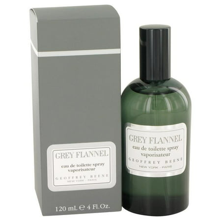 (GREY FLANNEL by Geoffrey Beene Eau De Toilette Spray 4 oz for Men)
