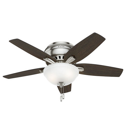 Hunter Newsome Low-Profile Ceiling Fan by Hunter