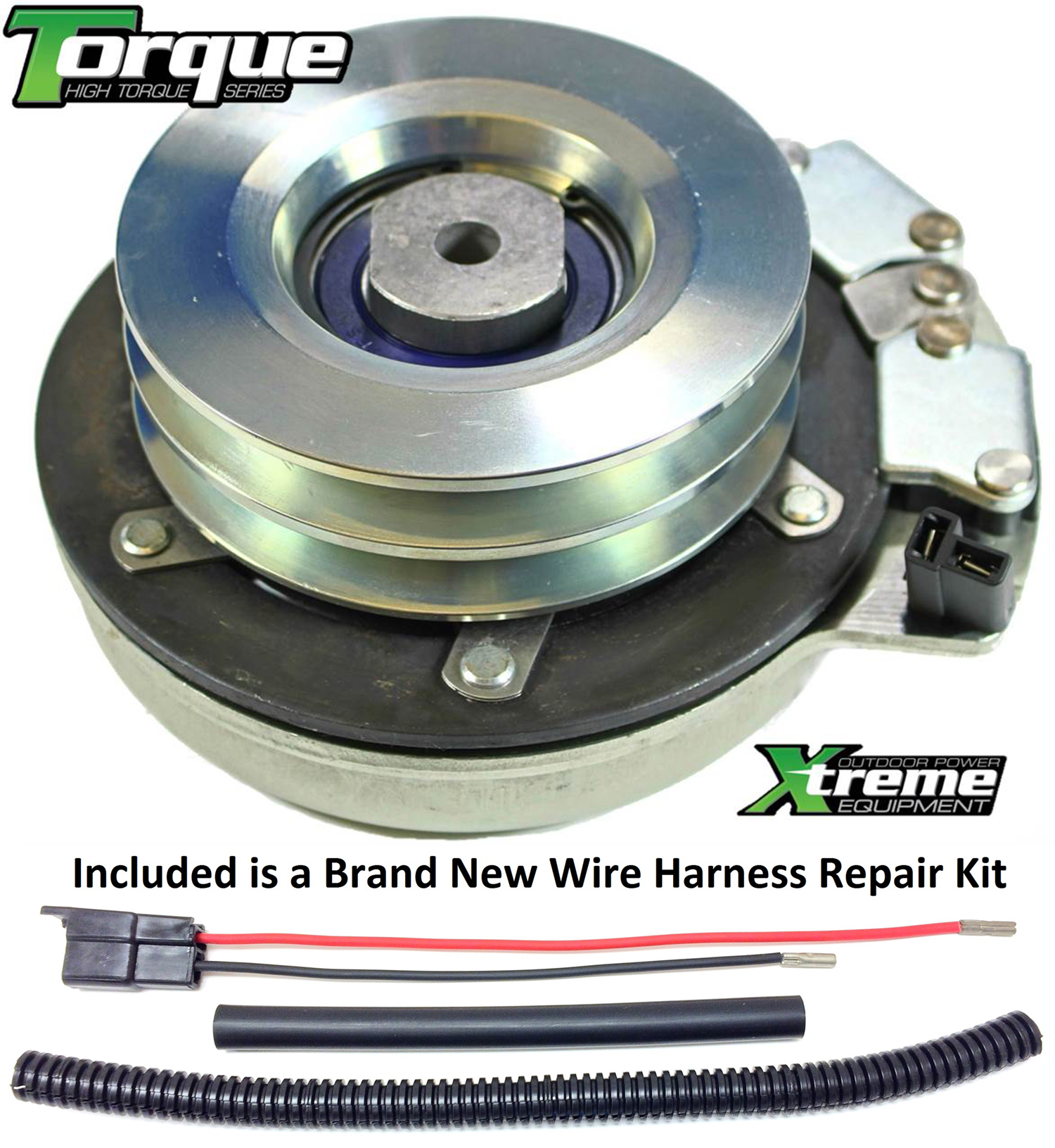 Bush Hog Wire Harness Wiring Library Diagram Bundle 2 Items Pto Electric Blade Clutch Repair Kit Replaces