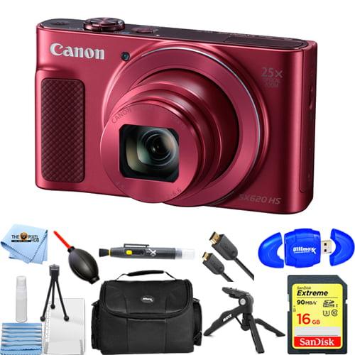 UNASSIGNED Canon PowerShot SX620 HS 20.2MP Digital Camera...