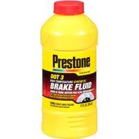 Prestone DOT 3 Brake Fluid, 12 oz