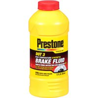 Prestone DOT 3 Brake Fluid, 12 oz