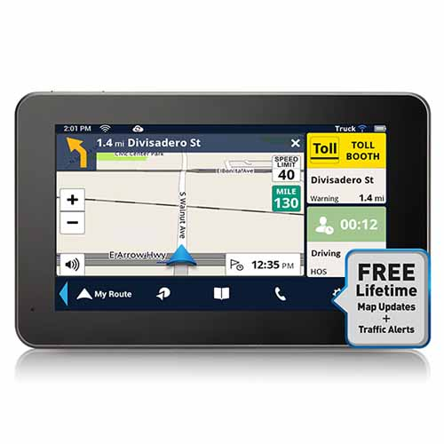 Magellan Roadmate RC9485T-LMB 7-inch Automotive GPS w/ Fr...