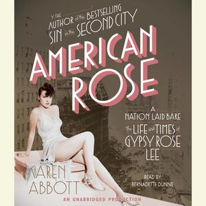 American Rose - Audiobook