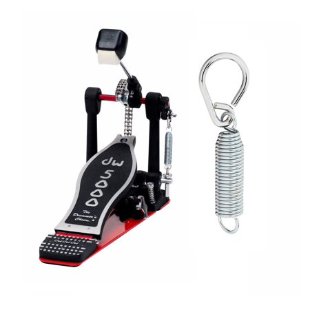 Drum Workshop DWCP5000TD4 Turbo Single Bass Pedal and Spring with Felt Insert ()