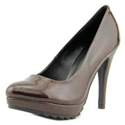 Call It Spring Imperia Women  Open Toe Synthetic Brown Platform Heel