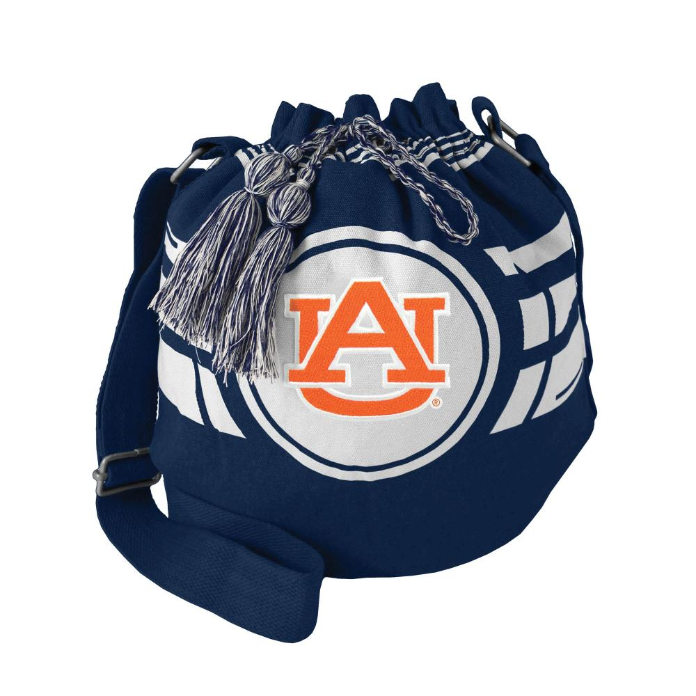 Auburn Ripple Drawstring Bag