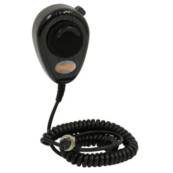 RoadKing 4-Pin Dynamic Noise Canceling CB Microphone Black Boxed Pkg CB Microphones & Accessories