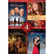 Holiday Romance Collection: 4 Movie Pack (DVD) by CINEDIGM