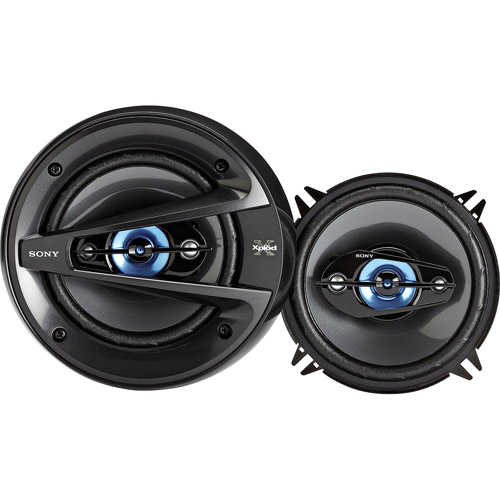 "Sony Xplod XS-R1344 5-1/4"" 4-Way Speakers (Pair of Speakers)"